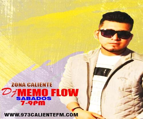MEMO FLOW DJ